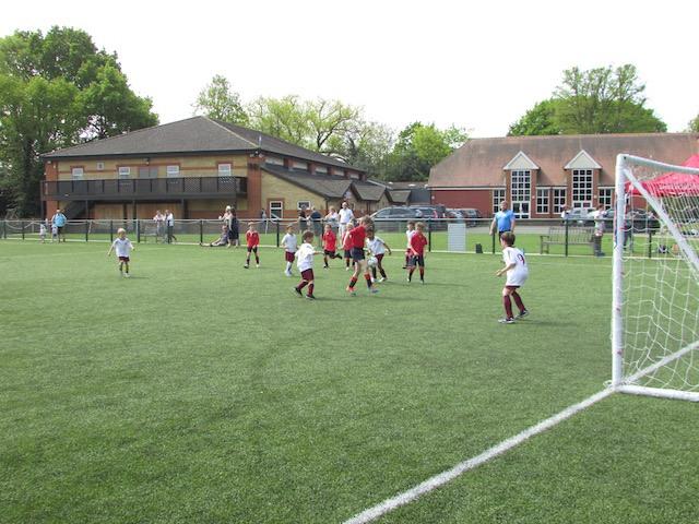 Park Hill School Football Festival 1