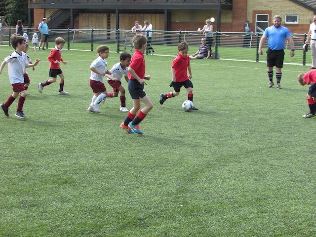 Park Hill School Football Festival 2