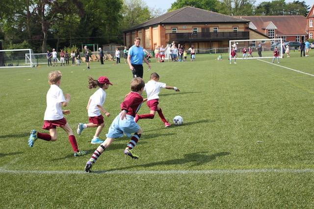 Park Hill School Football Festival 5