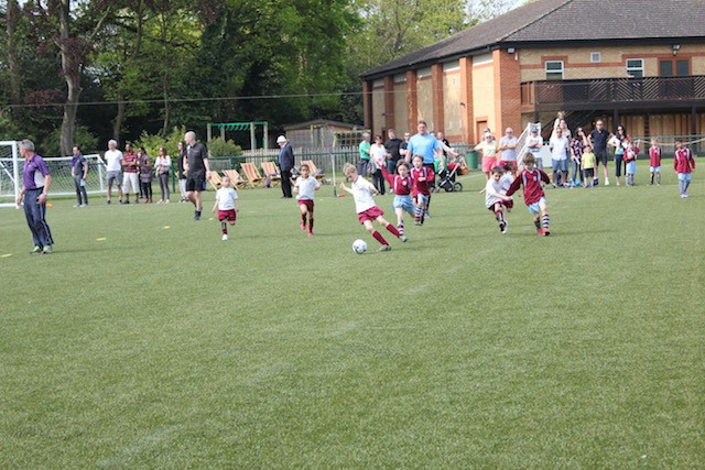 Park Hill School Football Festival 6
