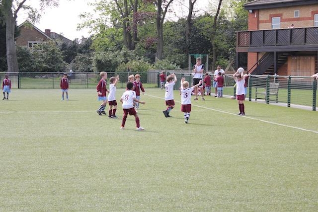 Park Hill School Football Festival 7