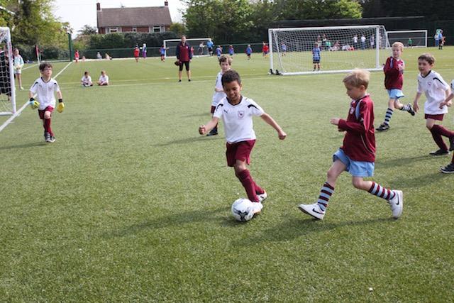 Park Hill School Football Festival 91