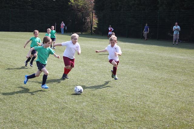 Park Hill School Football Festival 92