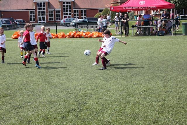 Park Hill School Football Festival 93
