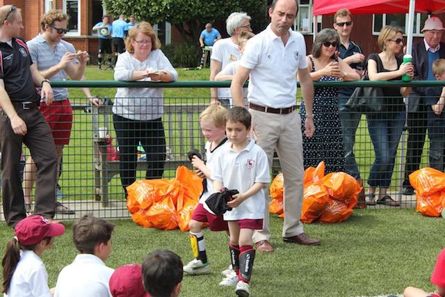 Park Hill School Football Festival Awards 0