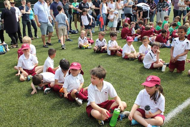 Park Hill School Football Festival Both Team