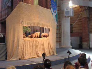 Puppet Show Park Hill School