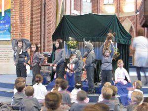 Puppet Show Park Hill School 2