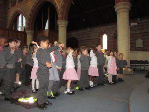 Puppet Show Park Hill School 3
