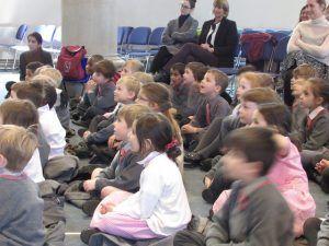 Puppet Show Park Hill School 4