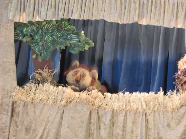 Puppet Show Park Hill School 5