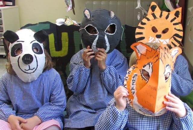 Puppet Show Park Hill School 9
